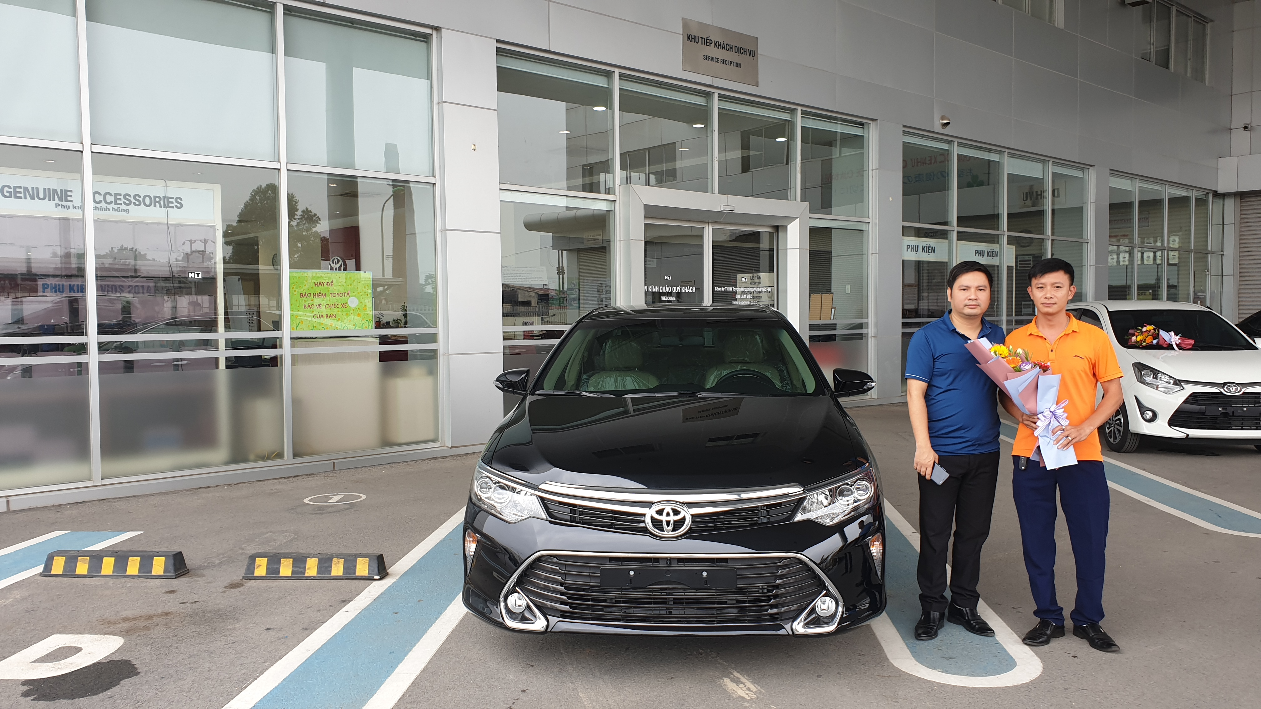 Bảng Giá Xe Ô Tô Toyota 2019 Tại Vĩnh Phúc Mới Nhất